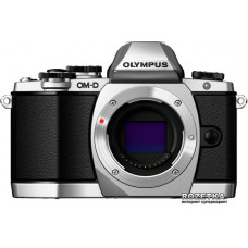 Цифровая системная фотокамера OLYMPUS E-M10 Body silver